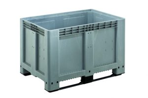 GoBox 1208 BBCJ rigid pallet container