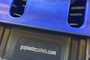 Goplasticpallets invest in a new thermal printing machine