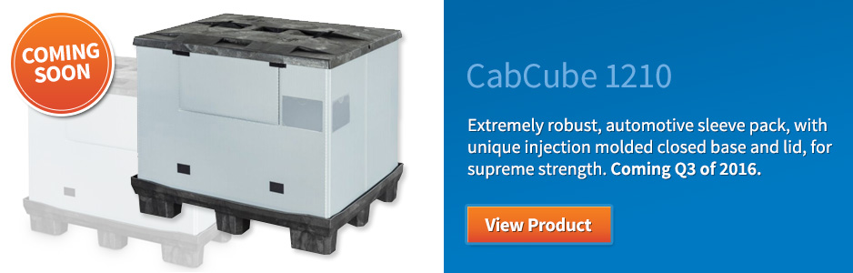 Cab Cube 1210 - COMING SOON Q3 2016