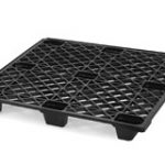CPP 110 PE Plastic Pallets Cut Costs and are Environmentally Friendly