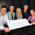Export pallet sales raise funds for the British Red Cross