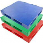 Lightweight Nestables for Export, Plastic Pallets for Every Purpose
