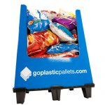 Point-of-sale pallet flavour of the month with retailers