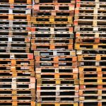 Timber pallets in short supply