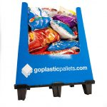 A solid base for promotional displays