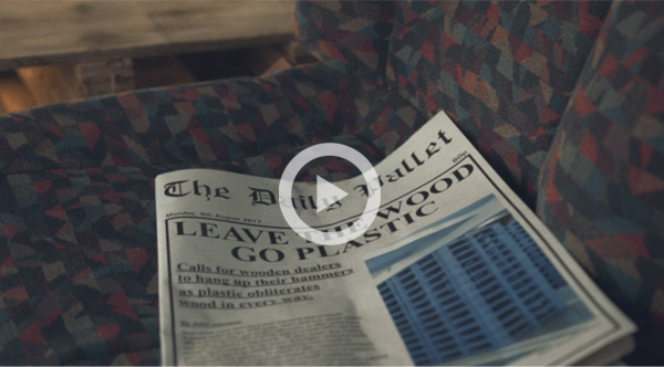 'Leave the wood' video heralds new era for pallet industry
