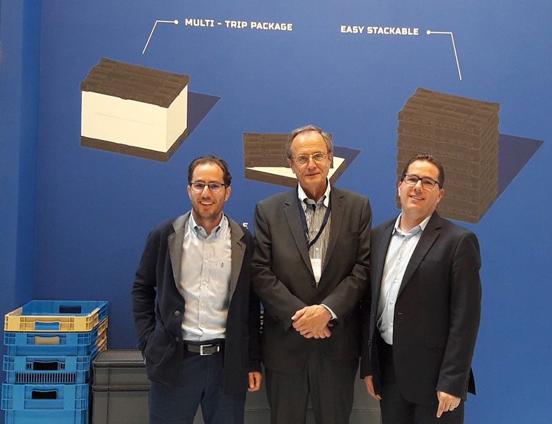 Goplasticpallets.com consolidates plastic pallet and container partnership
