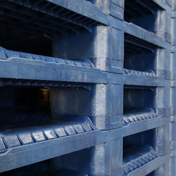 Leading plastic pallet supplier pledges to recycle ALL plastic pallets and boxes