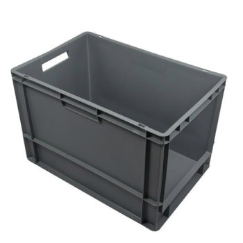 New open fronted stacking containers ideal for speedy order picking
