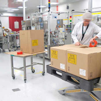 Reliable plastic pallets: The answer to your automation needs