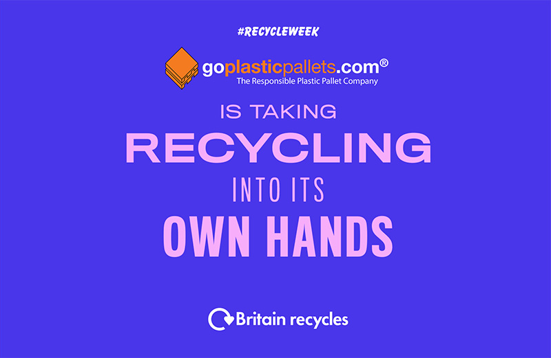 Goplasticpallets.com takes recycling into its own hands at IMHX