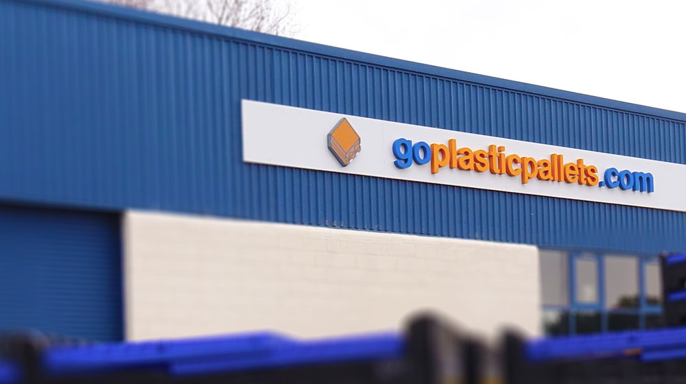 A positive year of growth for Goplasticpallets.com