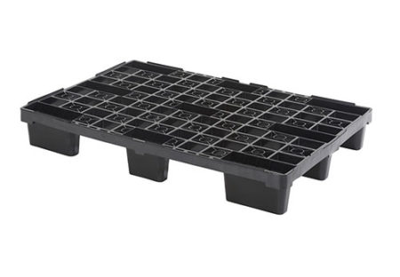 Plastic Pallet Sizes - what's right for you?