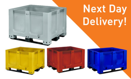 The GoPalletBox 1210 Range