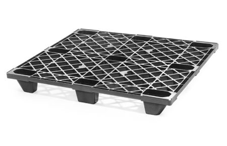 The Reliable Nestable Plastic Pallet