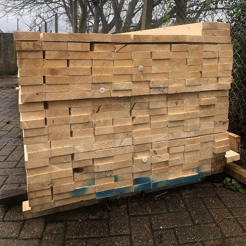Consider your shipping platform of choice warns Goplasticpallets.com following massive timber pallet price hike