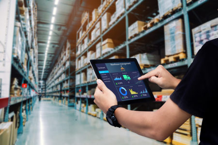 Are you ready to embrace the digital warehouse of the future?