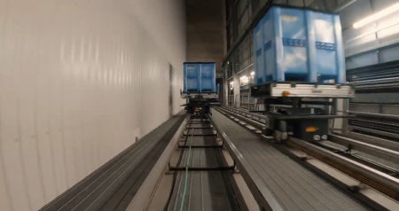 Plastic pallet boxes provide perfect storage solution for GA's £80m automated facility