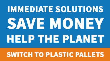Immediate logistics solutions, whilst saving money & the planet
