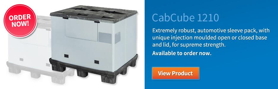 Cab Cube 1210 - AVAILABLE NOW