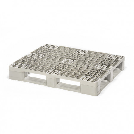 IPS Medium 1210 M5R Virgin Plastic Pallet