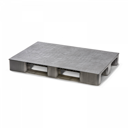 IPS 1208 M3R Closed - Euro Plastic Pallet