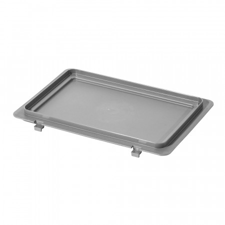 Plastic Box Lid with Hinges