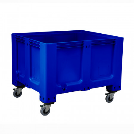 GoPalletBox 1210S 4C Blue