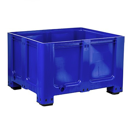 GoPalletBox 1210S 4F Blue