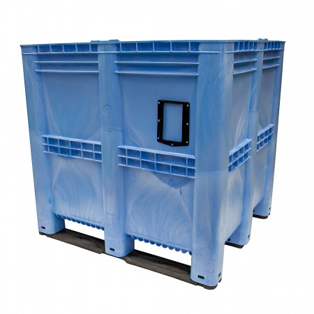 GoPalletBox 1311S 3R Blue
