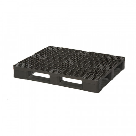 IPS Medium 1210 Open M5R Plastic Pallet