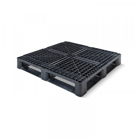 Qpall 1140 M6R - Medium Duty Plastic Pallet