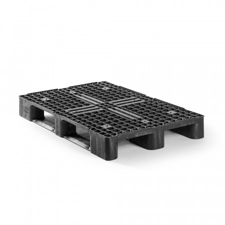 Qpall 1208 M3R - Euro Size Plastic Pallet