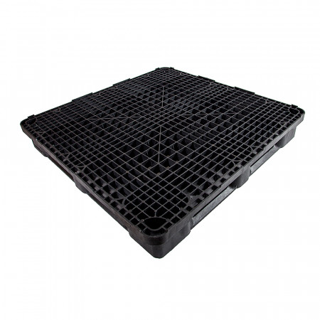 Qpall 1212 HR 6R - Heavy Duty Plastic Pallet