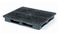 Qpall 1311 HR 6R - Heavy Duty Plastic Pallet