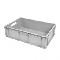 Go Euro 64170s Plastic Stacking Euro Container