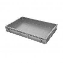 Go Euro 6480s Plastic Stacking Euro Container