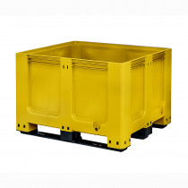 GoPalletBox 1210S 3R Yellow