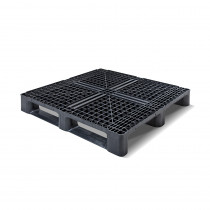 Qpall 1140 M3R - Medium Duty Plastic Pallet