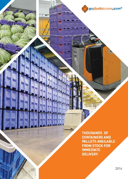 GoPlasticPallet Boxes & Small Containers brochure