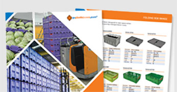 Download Our Plastic Pallet Brochure