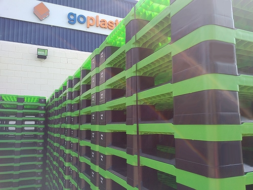 Contact GoPlasticPallets