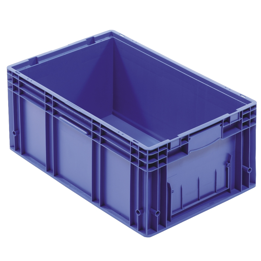 Attached Lid plastic containers