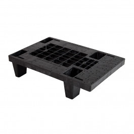 Display plastic pallets